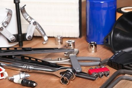 Minor or Major Car Servicing at London Motor Sports (Up to 57% Off)