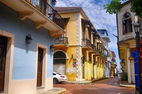 Abenteuerreise im paradiesischen Panama, Panama City, El Valle de Antón, Pedasi, Boquete & Isla Colon, Panama