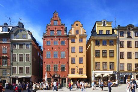 Schweden entdecken von Ost nach West, Schweden: Stockholm, Jönköping, Mölndal und Örebro oder Karlstad, Tällberg and Uppsala