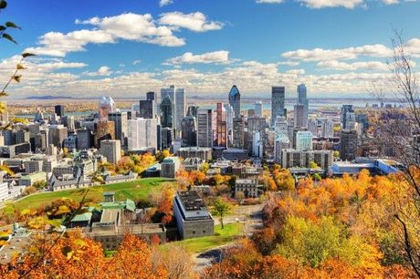Kanadas Metropolen und Naturwunder, Toronto, Kingston, Montreal, Québec, Ottawa, Huntsville und Niagarafälle, Kanada