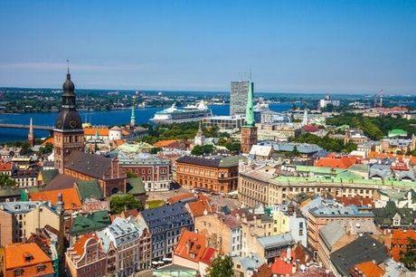 Romantik und Genuss in Riga, Riga, Lettland