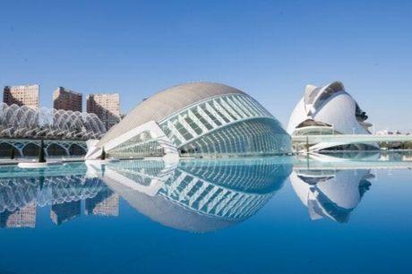 Valencia, die Stadt der Künste, Valencia, Spanien
