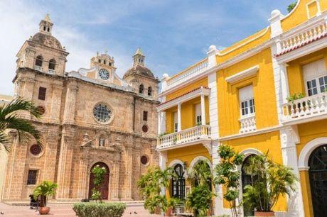 Lassen Sie sich von Kolumbien verzaubern, Kolumbien: Bogota, Villa de Leyva, Salento, Medellin, Santa Marta und Cartagena