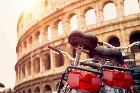 Viaggio a Roma con tour in bici, Roma, Italia. undefined