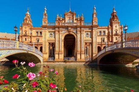 Bezauberndes Sevilla mit Bootstour, Sevilla, Spanien