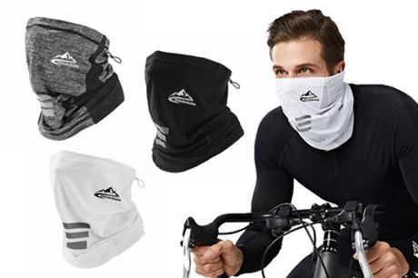 One or Two Multifunctional Bicycle Masks