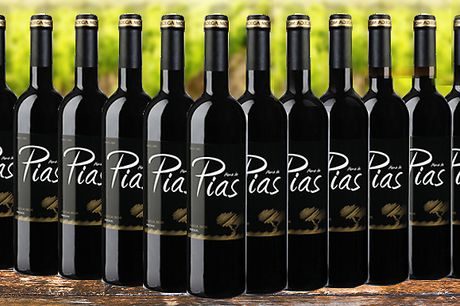 Adega Mor Red Wine Pias Set - 6 or 12 Bottles. Chin Chin     Classy red wine with a fruity aromatic essence     Pairs particularly well with red meats and cheese     Blend of different grapes fused together to give a sumptuous mouth feel     Must be
