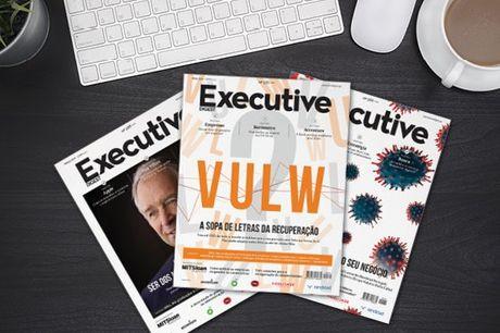 Uma leitura indispensável para o dia-a-dia dos negócios. Subscrição anual da Revista Executive Digest  por apenas 29,90€