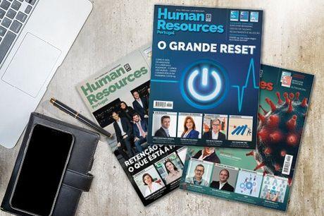 Saiba mais sobre gestão de recursos humanos e conheça as principais tendências. Subscrição anual da Revista Human Resources por apenas 33,90€
