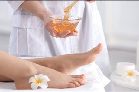 Flotte og glatte ben - Kun for kvinder - KBH Laser og Beauty Klinik tilbyder rabat på skønne voksbehandlinger for kvinder, værdi op til kr. 899,-