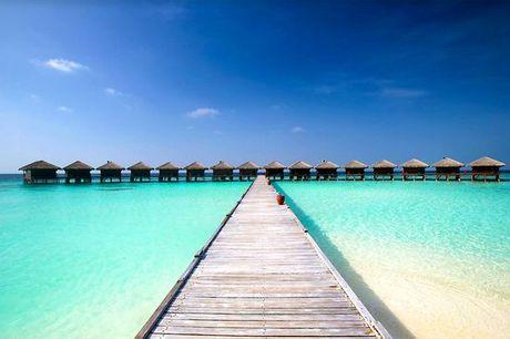 Maldivas Faafu Atoll - Filitheyo Island Resort 4* desde 924,00 €. Romántica estancia en todo incluido