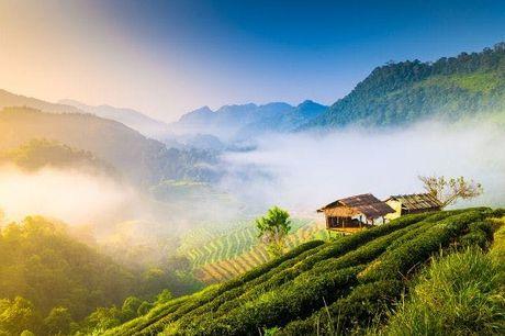 Die verborgenen Wunder Nordthailands, Bangkok, Kanchanaburi, Chiang Mai, Phrae, Nan und Koh Kood