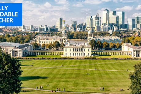 £149 -- 2-night Greenwich aparthotel stay, save 60%