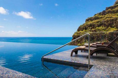 Portogallo Madeira - Saccharum Resort 5* a partire da € 297,00. Oasi di comfort in una struttura esclusiva