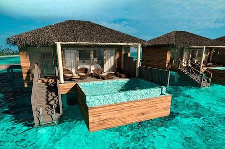 Maldivas Raa Atoll - You & Me by Cocoon Maldives 5* - Solo Adultos desde 1.168,00 €. Romántica estancia sobre el Índico con todo incluido