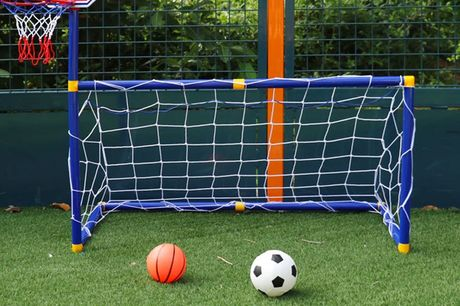 £16.99 instead of £69 (from Magic Trend) for a sports equipment set - save 75%