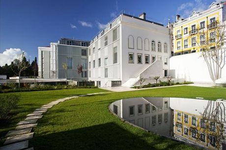 Um pequeno hotel de charme no coração de Lisboa de design contemporâneo e inspirado nas escolas de antigamente. No Hotel da Estrela 4*, noite para 2 pessoas desde 109,90€