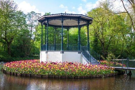 Nature à Amsterdam : chambre double supérieure / executive pour 2 personnes au Park Plaza Victoria