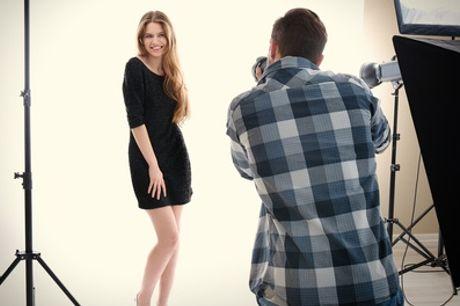 Shooting mode / magazine pour homme ou femme avec Julien Dupraz