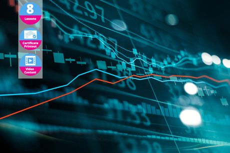 £9 for a Financial Trading and Investment online course!