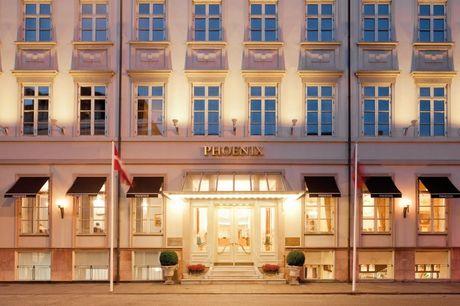 Phoenix Copenhagen: Bo elegant ved Kongens Nytorv i København. Elegant hotel med atmosfære i hjertet af København inkl. morgenmad og Summerbird-lækkerier