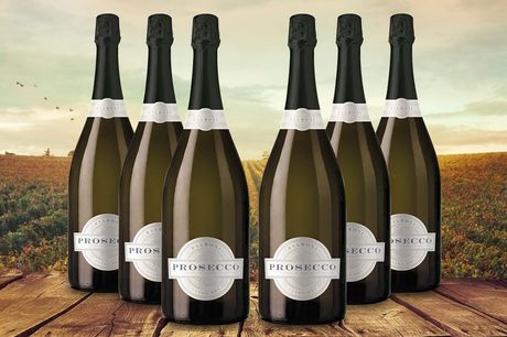 £34.99 (from Great Westerm Wine) for six bottles of Balboni prosecco!
