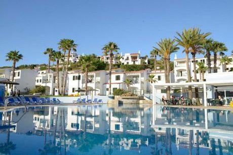España Mahón - Hotel TRH Tirant Playa desde 63,00 €. Serenidad en complejo de apartamentos y 2 niños gratis