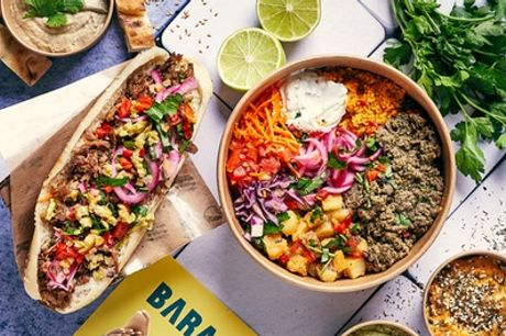 En solo ou pour 2 convives : menu en 2 ou 3 services avec entrée, plat et dessert au choix chez Barak