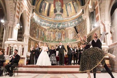 La Traviata di Giuseppe Verdi - Dal 7 settembre al 21 dicembre a San Paolo entro le Mura (sconto fino a 25%)