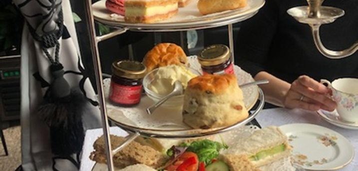 Afternoon Tea for Two or Four at Dolls House Quintessential Tea Rooms (Up to 46% Off)