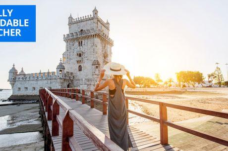 £115 & up -- Lisbon: 'boutique gem' stay w/breakfast