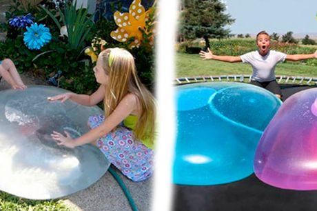 Sjov vandboble-bold til timevis af hygge og sjov i haven