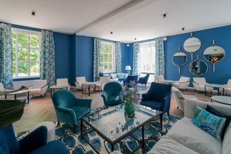 Nabij het strand: deluxe tweepersoonskamer voor 2 pers. incl. welkomstdrankje, naar keuze ontbijt in The Fallon Alkmaar