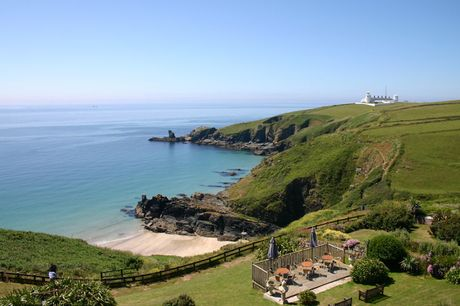 £129 (at Housel Bay Hotel) for a two-night stay on Cornwall's Lizard Peninsula for two people with breakfast, cream tea and 12pm late check out, £189 for three nights, or £239 for a four-night break - save up to 49%