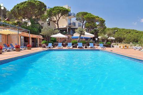 España S'Agaró - GHT S'Agaró Mar Hotel 4* desde 71,00 €. Escapada de desconexión con 1 niño gratis