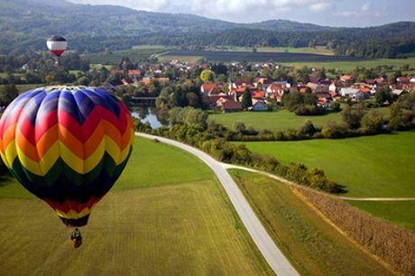 Aankoopbon van € 70 of € 140 geldig op een luchtballonvaart bij Pearl Balloon Corporation vanaf € 14