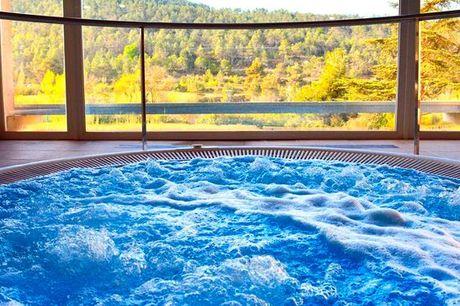 España Lleida - Hotel OCA Rocallaura Spa 4* desde 43,00 €. Relax y romanticismo en el corazón de la Ruta del Císter