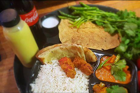 Picnic menu for 2 med skøn mad og drikke - Tag maden med på tur - Lækre picnic menuer fra Buddha Palace, vælg mellem vegetar, kylling eller kombi med lam og kylling. Værdi kr. 199,-