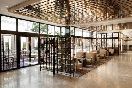 Imperial Hotel: Oplev det klassiske hotel i byens kulturelle knudepunkt. Få en overnatning på det klassiske, danske design-hotel inkl. morgenmad og cava