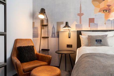 Weltoffene Moderne am Main - Kostenfrei stornierbar, the niu Charly, Frankfurt am Main, Hessen, Deutschland - save 60%