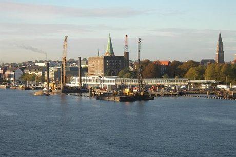 Maritimes Flair in der Hansestadt Kiel - Kostenfrei stornierbar, the niu Welly, Kiel, Schleswig-Holstein, Deutschland - save 56%
