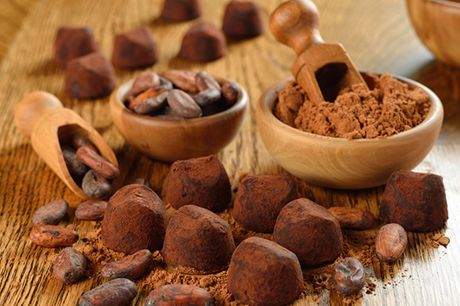 £15 for an online chocolate truffle workshop from Midas Touch Crafts