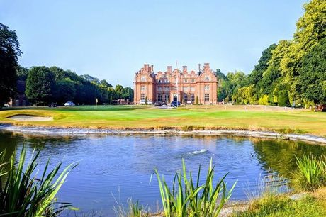 £349 (at Broome Park Hotel) for a three-night self-catered 4* Canterbury lodge stay for six people with welcome hamper and leisure access - save up to 36%