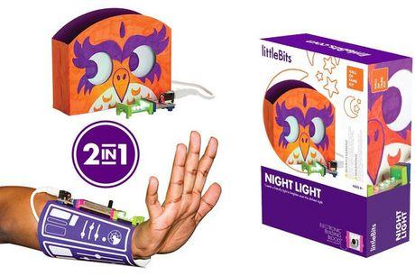 littleBits Hall of Fame Kit Night Light