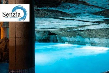 Circuito spa para 2 en Senzia Spa & Wellnes Senator(hasta 70% de decuento)