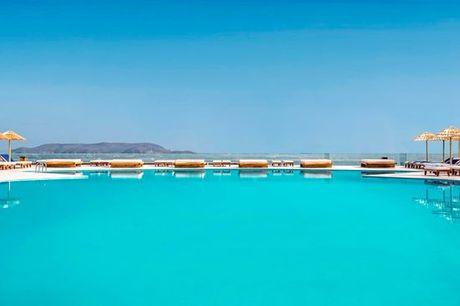 Grecia Creta - Hotel Mitsis Rinela Beach 5* desde 250,00 €. Todo incluido en las playas únicas de Creta