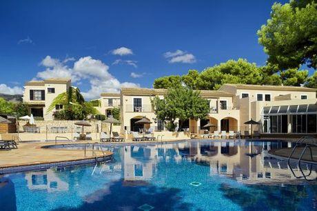 España Portals Nous - H10 Punta Negra Boutique Hotel 4* desde 121,00 €. Tranquilidad en la Costa d'en Blanes