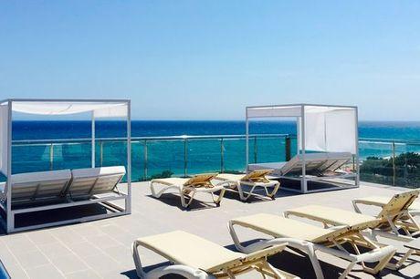 España Malgrat de Mar - Hotel Europa Splash & Spa 4* desde 67,00 €. Playa y diversión en pensión completa