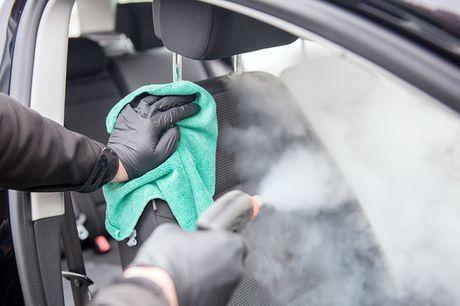 Bilvask. Få vejens flotteste bil, og øg din køreglæde