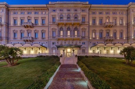 Grand Hotel Palazzo Livorno - 100% remboursable, Livourne, Toscane, Italie - save 39%